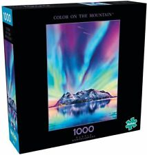 1000 Piece Colors of the Mountain Vivid Jigsaw Nature Puzzle
