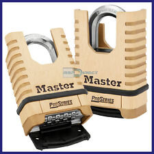 Shrouded Combination Padlock - Master Lock 1177D  ***NEW MODEL***