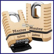 Avvolta Lucchetto Combinazione-Master Lock 1177D *** NUOVO MODELLO ***