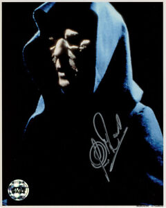 CLIVE REVILL SIGNED AUTOGRAPHED 8x10 PHOTO STAR WARS OPX RARE BECKETT BAS