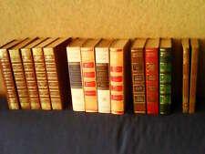 Livres condensés Sélection du readers Digest - Lot de 12