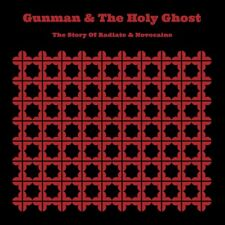 GUNMAN & THE HOLY GHOST - THE STORY OF RADIATE AND NOVOCAINE  CD NEW+