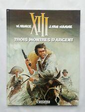 BD - XIII 11 Trois montres d argent / EO 1995 / VANCE & VAN HAMME / DARGAUD