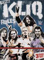 The Kliq Rules (WWE) (Boxset) New DVD