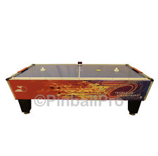 Gold Pro Air Hockey Table from Gold Standard Games with with Side Score Unit