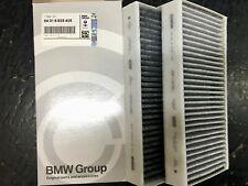 Original BMW Mikrofilter Aktivkohle Innenraumfilter Pollenfilter 1er 2er X1 X2