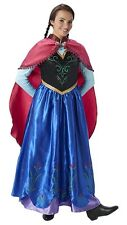 Costumi e travestimenti blu per carnevale e teatro, tema principesse
