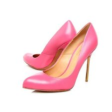 £220 NEW KURT GEIGER EBONY BRITTON ELLIOT B SERIES HOT PINK HEELS SHOES 8 41 10