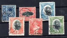 Tonga QV 1897 fine used collection Cat Val £50 WS17038