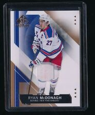 RYAN MCDONAGH 2015-16 SP GAME USED COPPER JERSEY NEW YORK RANGERS