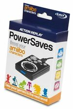 Action Replay Powersaves for Amiibo Character Boost and Cheats NEW