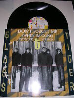 """GLASS TIGER - Don't Forget Me - 1986 UK 3-track 12"""""""