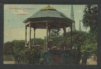1910 BAND STAND LYNN COMMON LYNN MASS POSTCARD