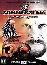 WWF - Summerslam 99 (DVD, 2000) SKU 100