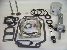 fits Kohler K181 8 HP Master engine rebuild kit w/ Valves FREE tune up
