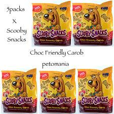 Scooby Snacks Choc Friendly Carob wholegrain flaxseed -5 x 400g – dog treat