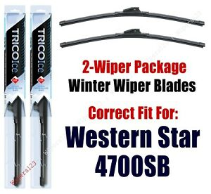 2019 Western Star 4700SB WINTER Wipers 2-Pack Super-Premium - 35200x2
