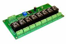 8 Channel I2C Electromagnetic Relay Module for Arduino Raspberry 3.3V 5.0V iot