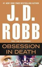 Obsession In Death: By J. D. Robb