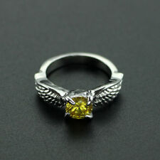 Ring Silver Plated Ring Size 9 New Hermione Jane Granger Quidditch Snitch