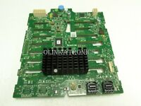 """DELL HOT SWAP 16B 2.5"""" HDD BACKPLANE BOARD POWEREDGE SERVER T430 XWP8P"""