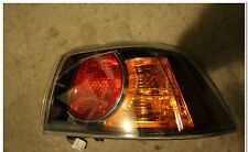 Mitsubishi CJ Lancer ES Right RH Tail Light 2011 2012 2013 14 Lamp Outer Lens CY
