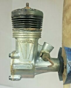 K&B TORPEDO 35  MODEL AIRPLANE ENGINE   VINTAGE K & B TOREDO 35 ENGINE