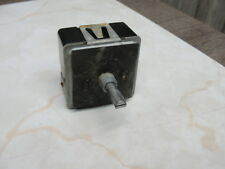 Jenn Air D Shaft Burner Switch - 15400B  INF240P-703