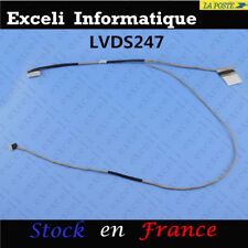 Original DW15 LVDS LCD VIDEO SCREEN CABLE for FUJITSU Lifebook AH42/M AH53/m