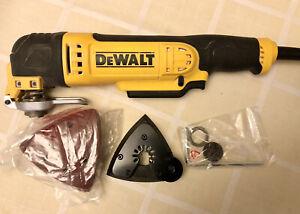 DEWALT DWE315-GB 240V 300W Corded Multi Function Tool