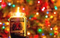 Yankee Candle - LARGE Jar 22oz - Festive Holiday Scents - Fall Winter Christmas