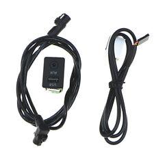 USB AUX Double Switch & Cable For VW Passat B6 B7 CC Touran Tiguan 3CD035249A
