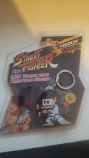 STREET Fighter Ryu Hadoken LED Torcia con portachiavi suono | CAPCOM | Nuovo