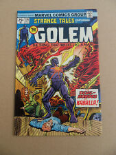 Strange Tales 176 . The Golem . Marvel 1974 . FN / VF