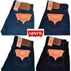 Levis 501 Original Fit Jeans Straight Leg Button Fly 100% Cotton ✔️Fast Shipping