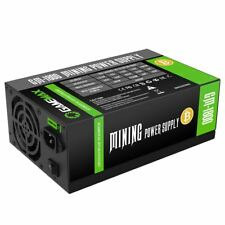 Game Max 1800w 90 Efficient Gold Mining PSU Power Supply for Bitcoin Litecoin