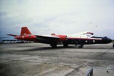 2/216 English Electric Canberra B.6 C/N EEP71105ROYAL AIR FORCE XH568 SLIDE