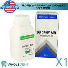 Prophy Air Prophylaxis Powder Mint Flavor Dental Stain Remove Teeth Polish