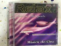 RELAX CD MUSICA RELAJANTE MUSICA DE ORO ARMONIA INTERIOR MEDITACION TAI CHI