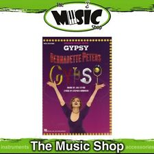 New Gypsy Broadway Revival Edition PVG Music Book - Piano Vocal Guitar