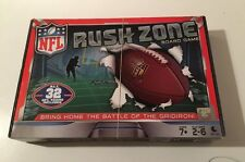 NFL Rush Zone Board Game - All 32 Football Teams Included - 100% Complete!