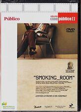 Cine Público: SMOKING ROOM de J.D. Wallovits y Roger Gual. Edición de diarios.
