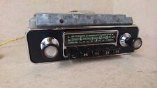 Oldtimer Radio Autoradio Blaupunkt Hamburg T