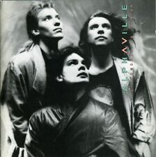 Alphaville CD Afternoons In Utopia - Europe (M/M)
