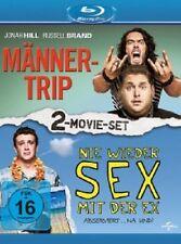 P.DIDDY RUSSELL BRAND - MÄNNERTRIP & NIE WIEDER SEX MIT DEM EX 2 BLU-RAY NEU