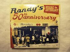 Randy's 50th Annyversary - Reggae anthology + DVD - 2008 (A44)
