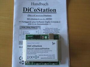 Littfinski LDT 009903 - DiCoStation-G  ,HSI88 USB ,3-fach Adapter HSI-88,038112