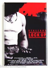Lock Up Fridge Magnet (2 x 3 inches) movie poster sylvester stallone