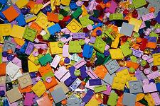 LEGO  100 MIXED ASSORTED SMALL BRICKS PIECES   RANDOM SELECTION