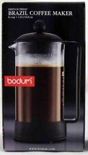 NEW Bodum 34 oz 8 cup French Press Brazil Coffee Maker